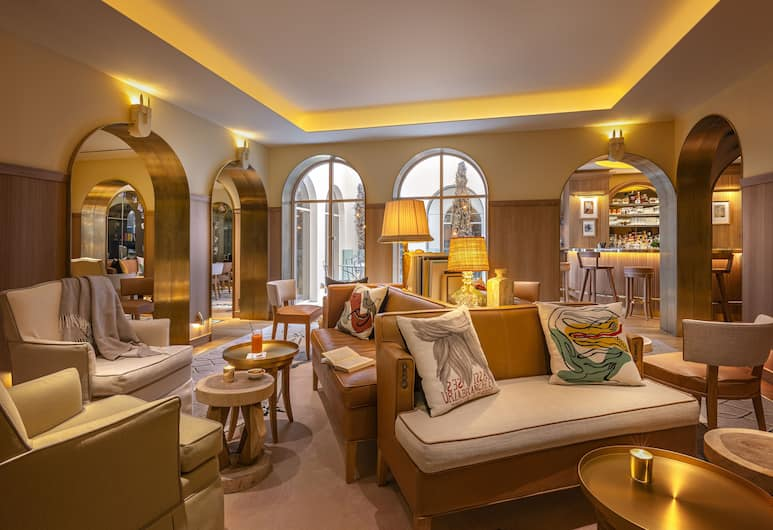 9Confidentiel, Paris, Lounge i lobbyn