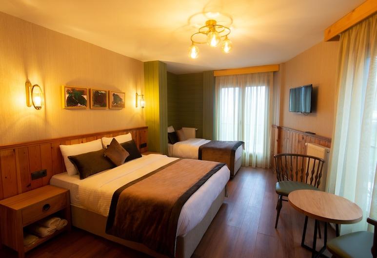 Ayder Koru Otel, Çamlıhemşin, Panoramic tuba, Tuba