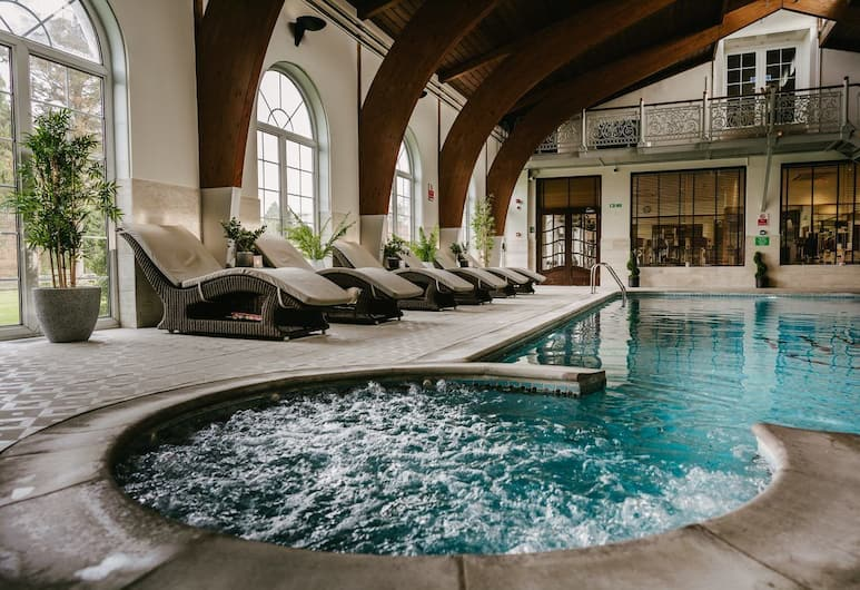 Rowton Hall Hotel and Spa, Chester, Pool