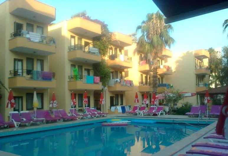 Bonjorno Apartments, Marmaris, Açık Yüzme Havuzu