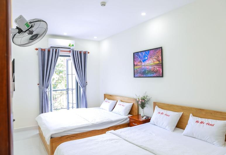 Ha My Hotel, Ho Chi Minh City, Family Quadruple Room, Guest Room