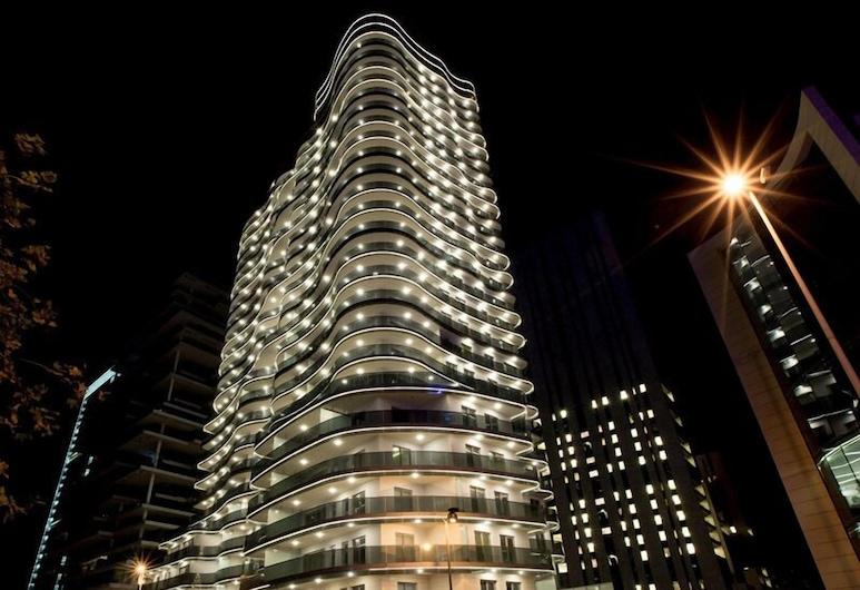 Versace Furnished Apartments - Downtown Beirut, Beirut, Fassade der Unterkunft