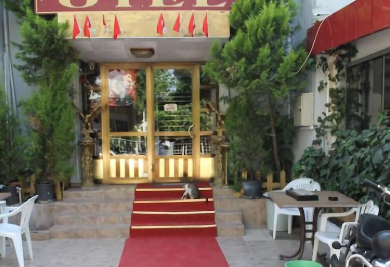 Tuzun Hotel, Edremit, Hotelfassade