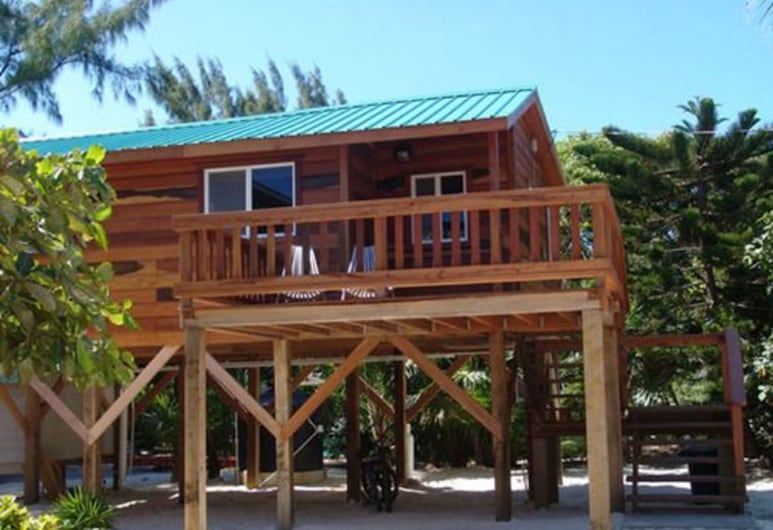Beachside Cottage, Cayo Corker