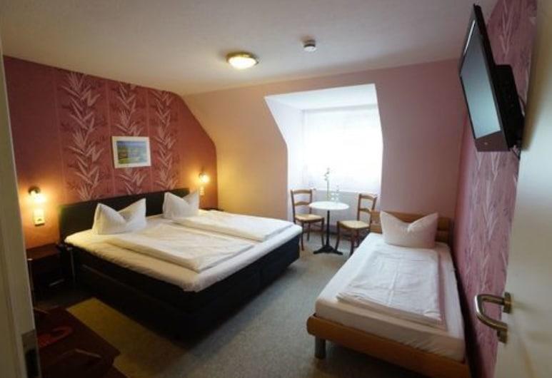 Hotel Restaurant Bären, Breisach am Rhein, Habitación triple, Habitación
