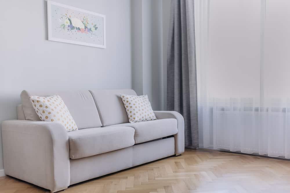 דירת פרימיום - סלון