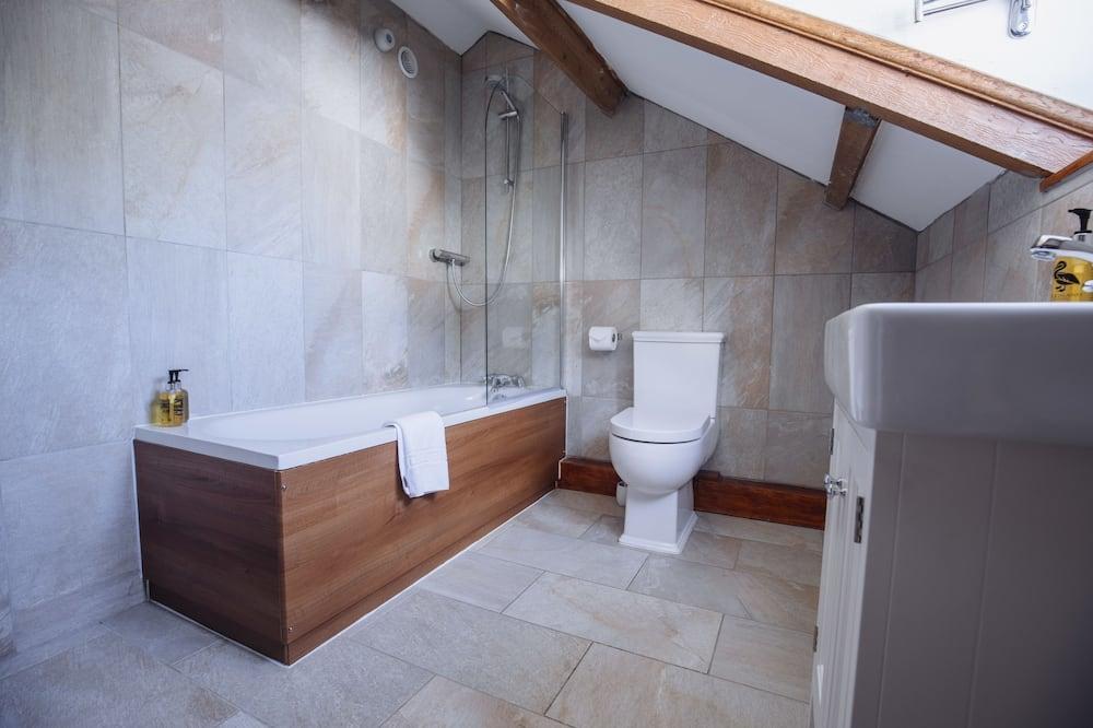 Cottage Klasik, 1 kamar tidur - Kamar mandi
