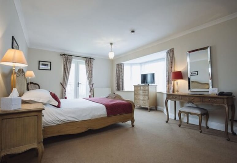 King Arthur Hotel, Swansea, Deluxe Room, 1 King Bed, Guest Room