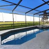 Villa, 5 habitaciones, cocina - Terraza o patio
