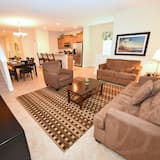 Townhome, 5 Bedrooms, Kitchen - Living Area