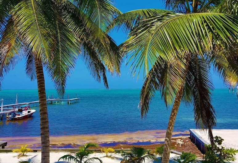 凱羅尼斯飯店, 考克島, 海灘