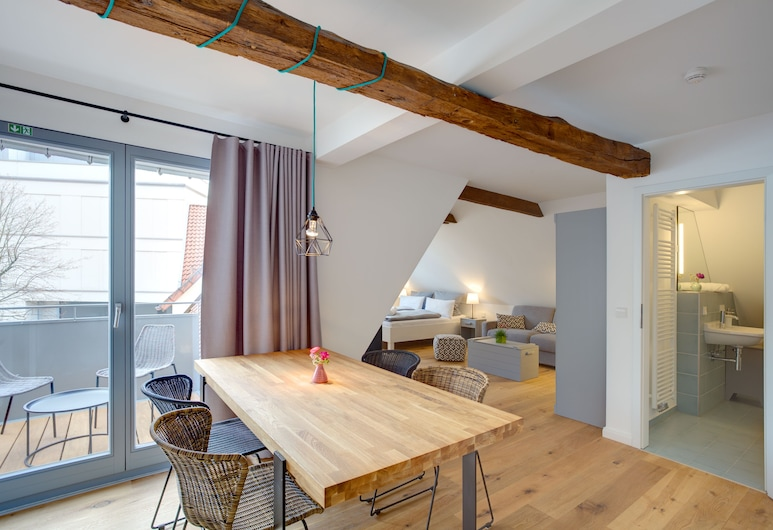 ألودا ديتمولد - هاوس مير, ديتمولد, شقة عائلية (407), الغرفة
