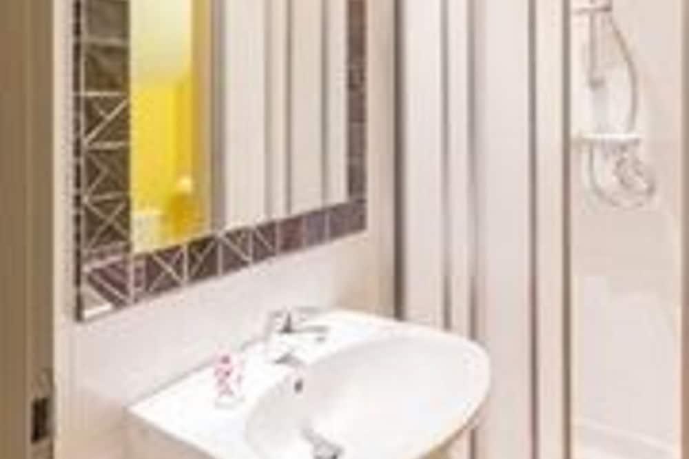 Двухместный номер с 1 двуспальной кроватью (Vougeot) - Ванная комната