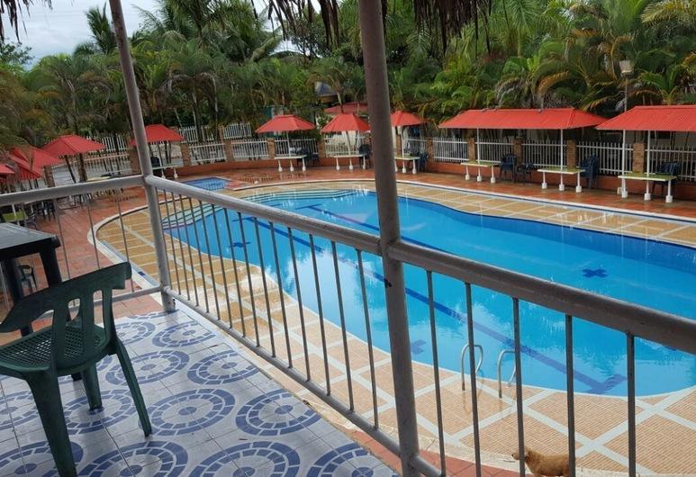 Club Coco y Caña, Villavicencio, Indoor Pool