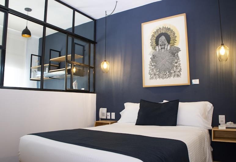 Hotel Romance Morelia, Morelia, Chambre Premium, Chambre
