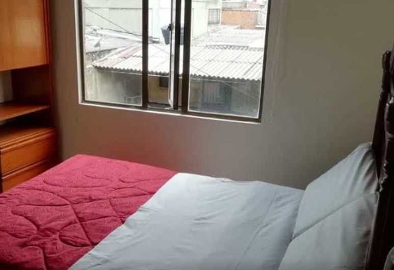 Hostal Fontanar Prado, Bogotá, Standard Double Room, 1 Double Bed, Non Smoking, Guest Room