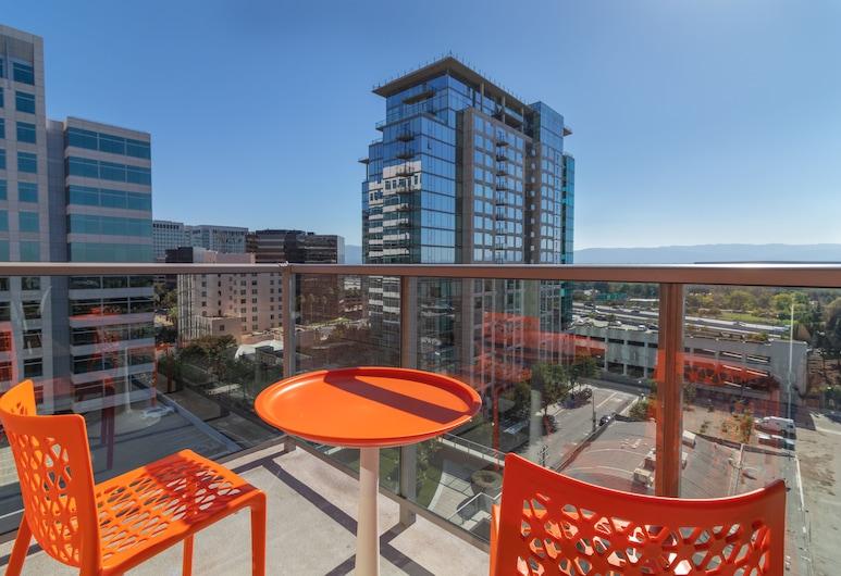 Kasa San Jose Apartments, San José, Executive-Apartment, 2Schlafzimmer, Nichtraucher, Balkon