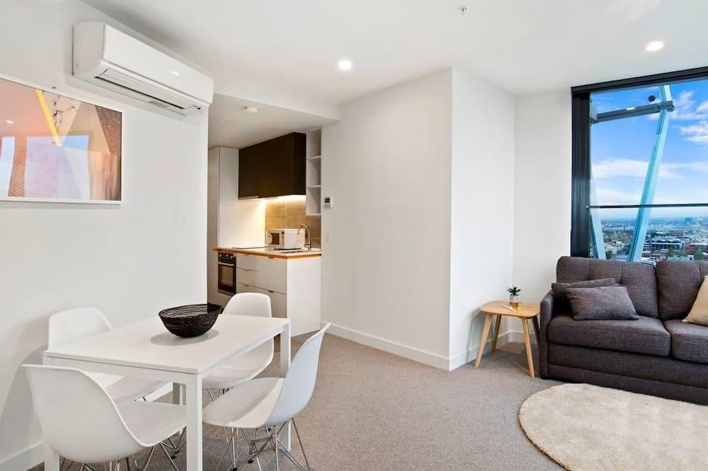Apartemen, 1 kamar tidur, akses difabel - Area Keluarga