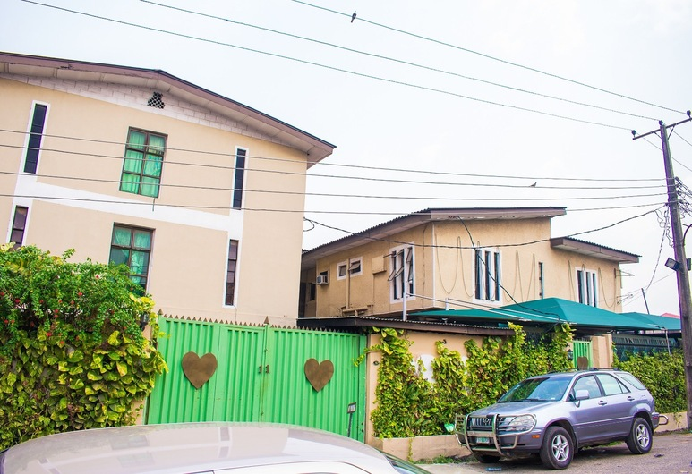 Ademola Hearts Hotel, לאגוס, שטחי הנכס