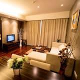 Executive Double Room - Living Room