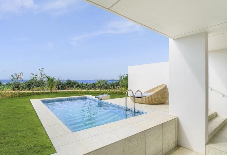 Iraph Sui, a Luxury Collection Hotel, Miyako-jima, Suite Junior, vue océan, Chambre