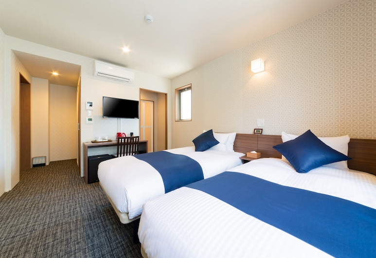 烏丸五條日本寧大飯店, Kyoto, 標準雙床房, 客房