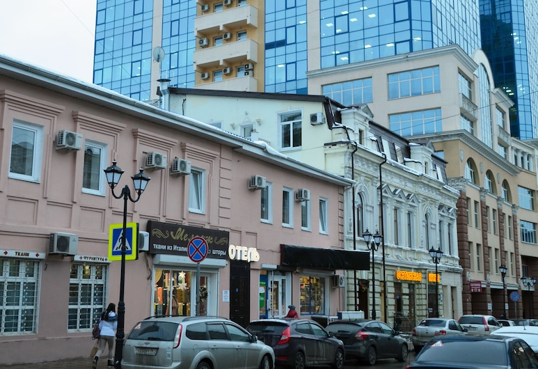 Hotel Retro, Rostow am Don, Hotelfassade
