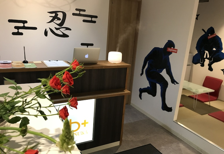 bnb+ Ninja Otsuka - Hostel, Tokyo