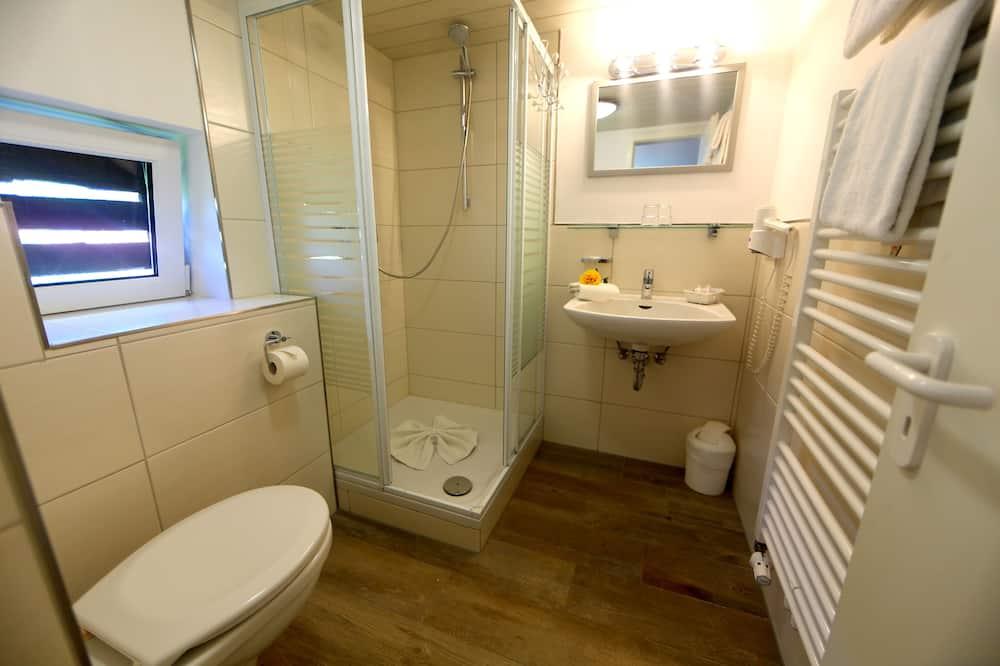 Habitación cuádruple básica, 2 habitaciones - Baño