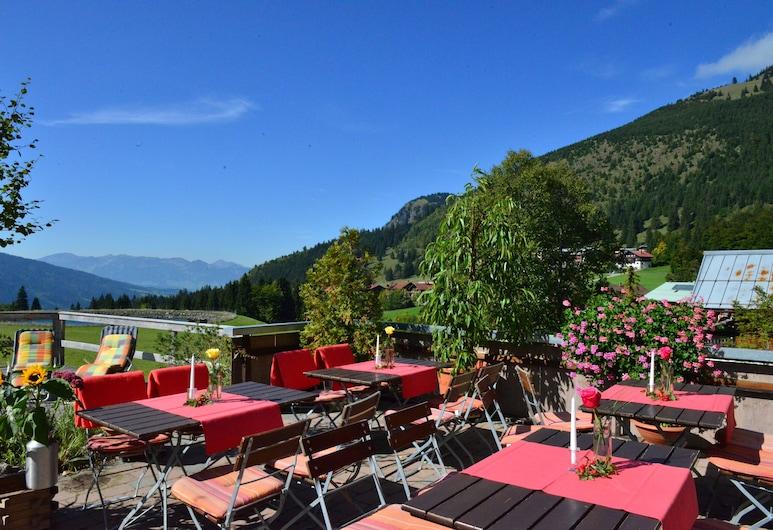 Haus Schönblick, Bad Hindelang, Vista a la montaña