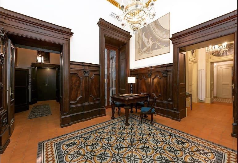 Casa Hosteno, Νάπολη, Λόμπι