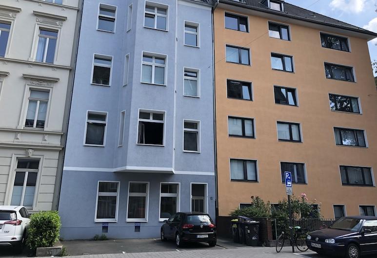 Ferienwohnung Bankwitz, Colonia, Parte delantera del alojamiento