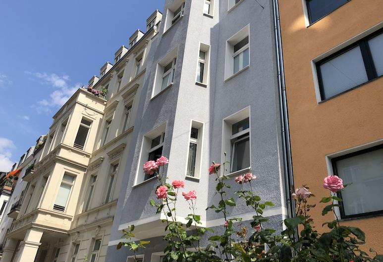 Ferienwohnung Bankwitz, Cologne, Front of property