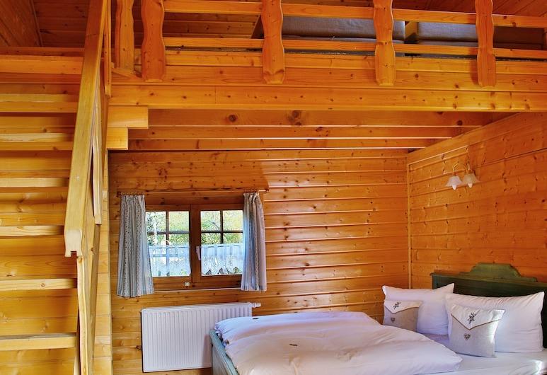 Hotel Forsthaus Luchsenburg, Ohorn, Bungalow, 1 kamar tidur, area taman (forest view), Kamar Tamu