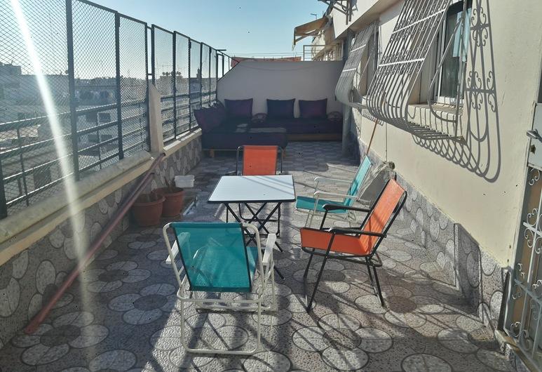 Rabat terrace apartment, Ραμπάτ, Διαμέρισμα, 2 Υπνοδωμάτια, Βεράντα, Αίθριο/βεράντα