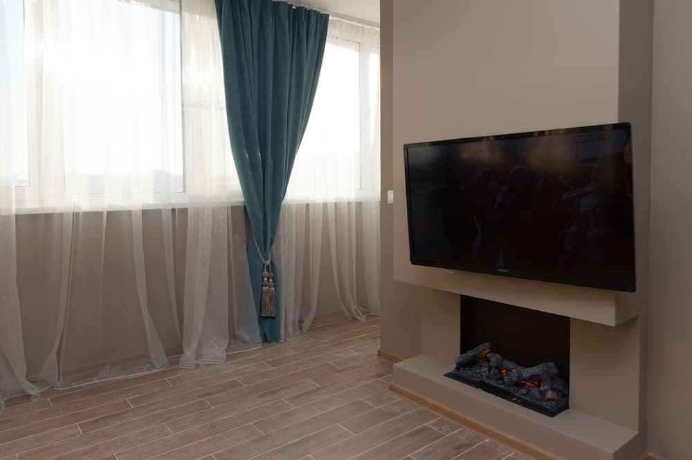 Apartament typu Deluxe, sauna - Pokój