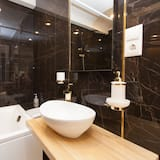 Apartament typu Deluxe, sauna - Łazienka
