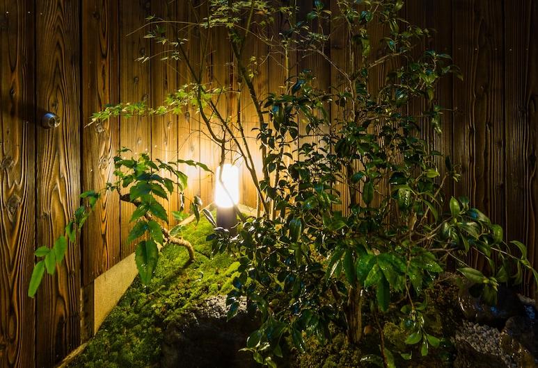 近百足屋町飯店, Kyoto, 庭院