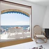 Villa, 4 Bedrooms, Sea View - Living Room