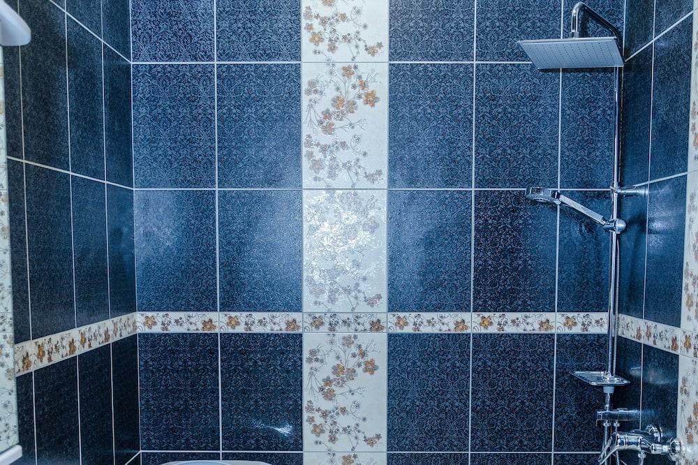Quarto Duplo ou Twin de Luxo, 1 cama king-size, Acessível - Casa de banho