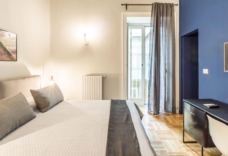 達馬套房酒店, 那不勒斯, 豪華三人房, 客房