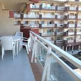 Apartment, 2 Bedrooms, Terrace, Harbour View - Balcony