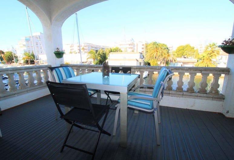 Apartamento Cala Fonda, Roses, Apartment, 2Schlafzimmer, Terrasse/Patio