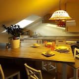 Ático, 2 habitaciones - Habitación