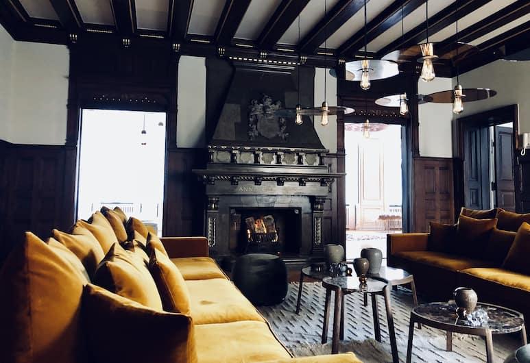 ذا نورديك كوليكشن 9, كوبنهاجن, شقة فاخرة, غرفة معيشة