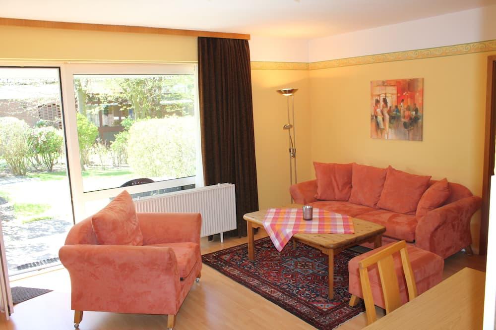 Apartment, 1 Schlafzimmer (Nr. 14) - Wohnzimmer