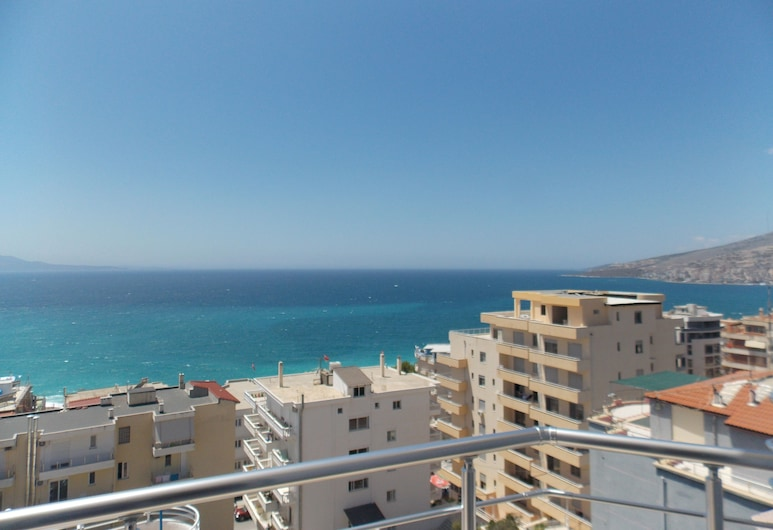 Hotel Summer Dream, Sarandë, Triple Room, Sea View, Balcony