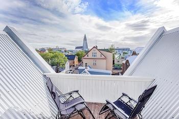 Mynd af Iðunn Apartments í Reykjavík