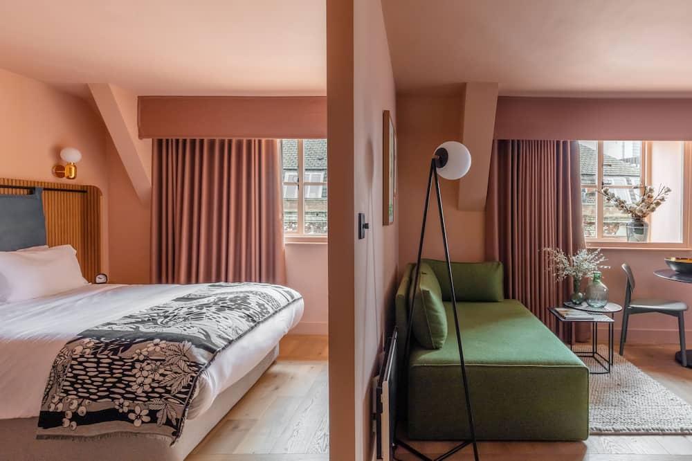 Open Plan One Bedroom Apartment - Soggiorno