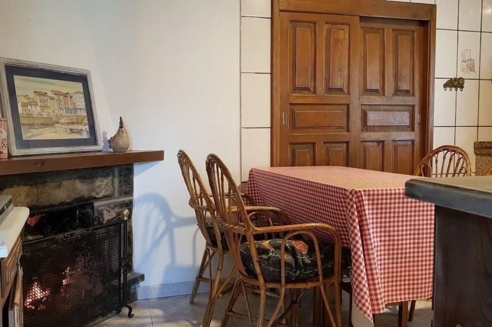 Casa, 2 habitaciones, terraza - Servicio de comidas en la habitación